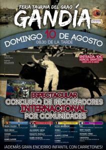 RECORTADORES-GANDÍA-2014